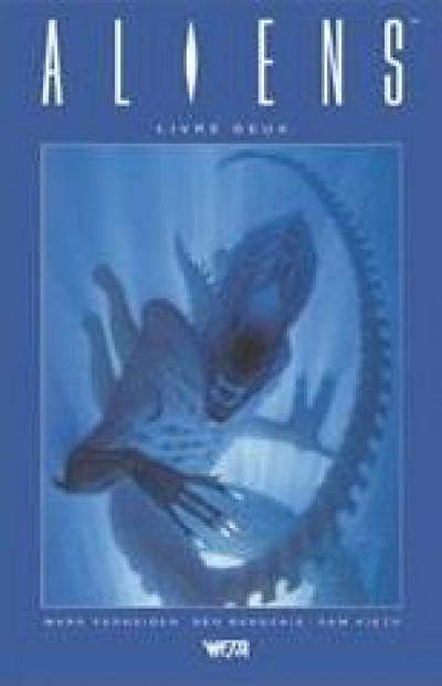 Couverture Aliens, la série originale tome 2