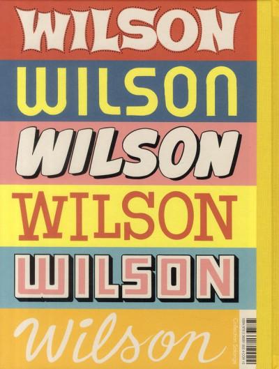 Dos Wilson