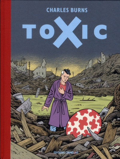 Couverture Toxic