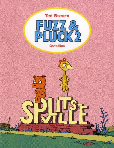 Couverture Fuzz et Pluck tome 2