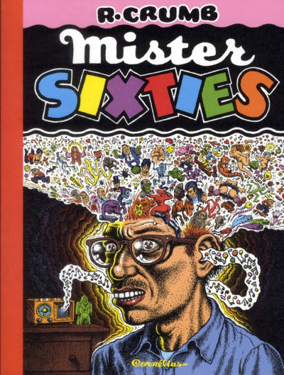 Couverture mister Sixties