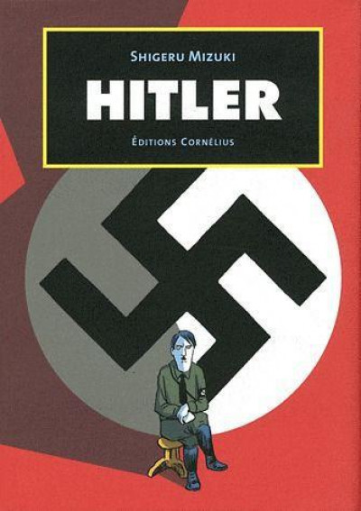 Couverture Hitler