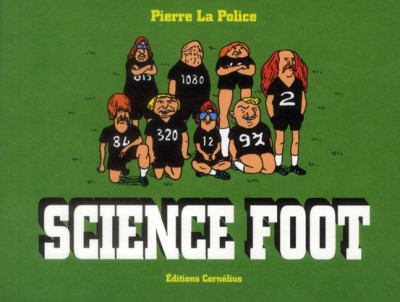 Couverture science foot