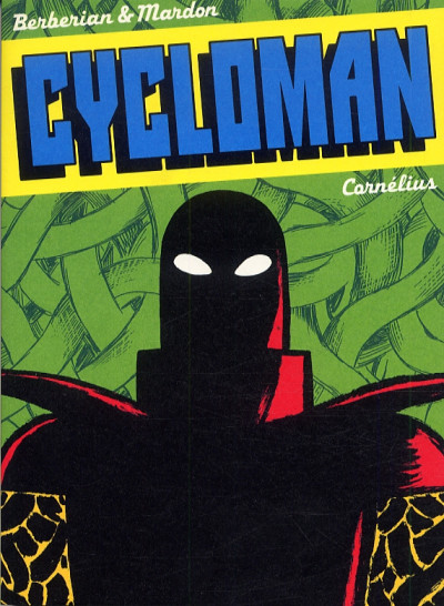 Couverture cycloman