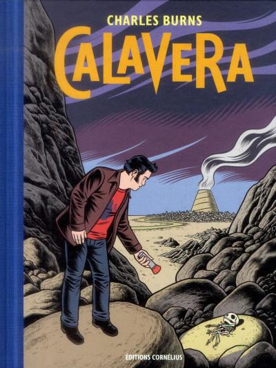 Couverture Calavera