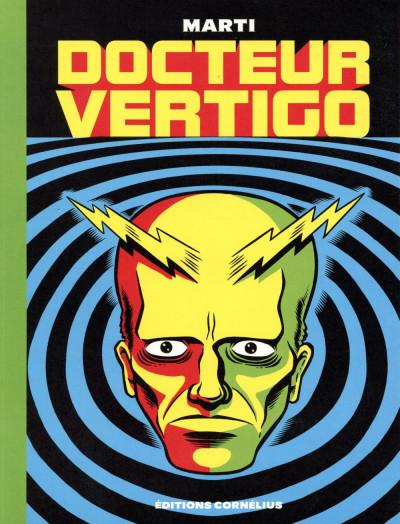 Couverture Docteur Vertigo