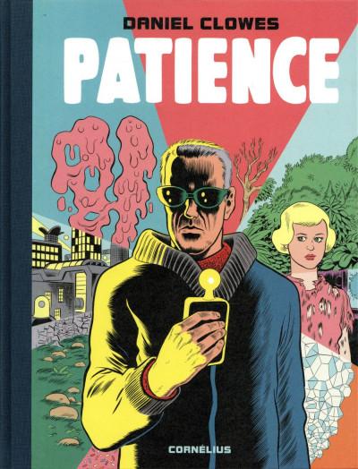 Couverture Patience
