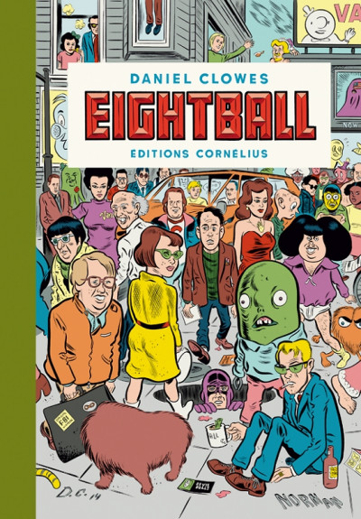 Couverture Eightball