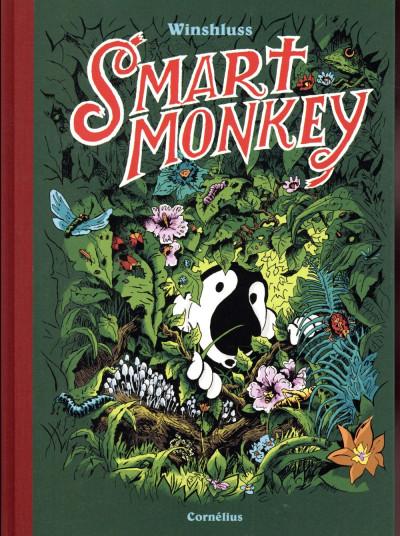 Couverture Smart monkey