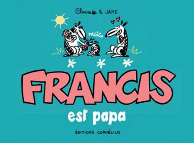 Couverture Francis est papa
