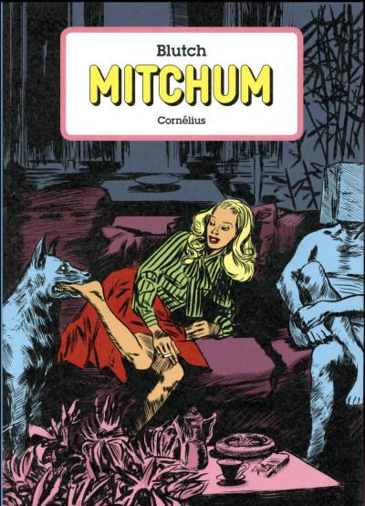 Couverture Mitchum l'intégrale