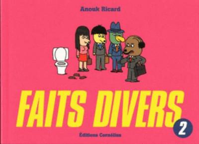 Couverture Faits divers tome 2