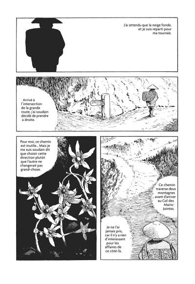 Page 5 Les fleurs rouges