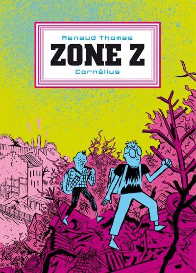 Couverture Zone Z