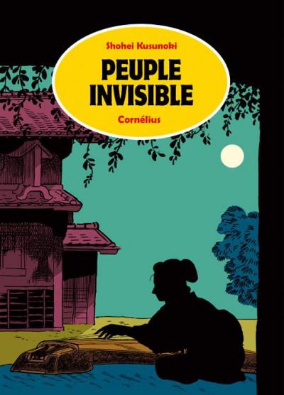 Couverture Peuple invisible