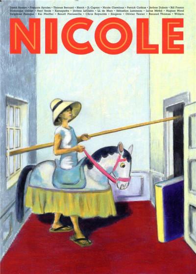 Couverture Franky et Nicole tome 8