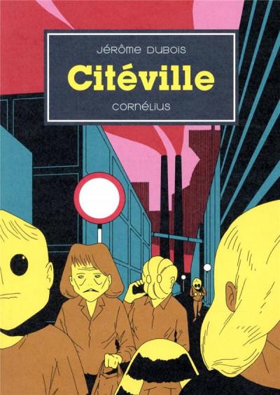 Couverture Citéville