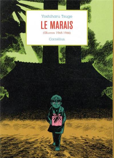 Couverture Le marais - Oeuvres 1965-1966