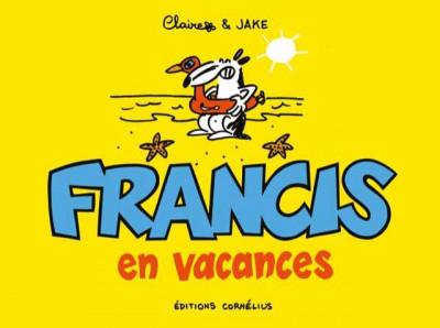 Couverture Francis en vacances
