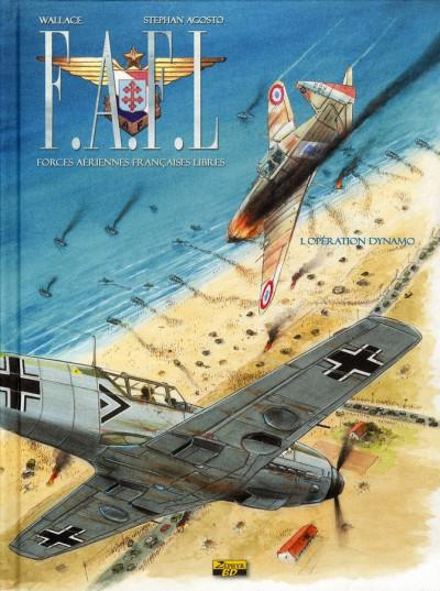 image de F.A.F.L. tome 1 - l'opération Dynamo