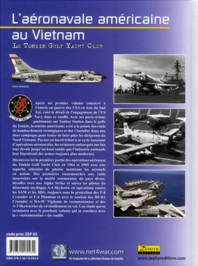 Dos combat air tome 2 - l'aéronavale américainen au Vietnam
