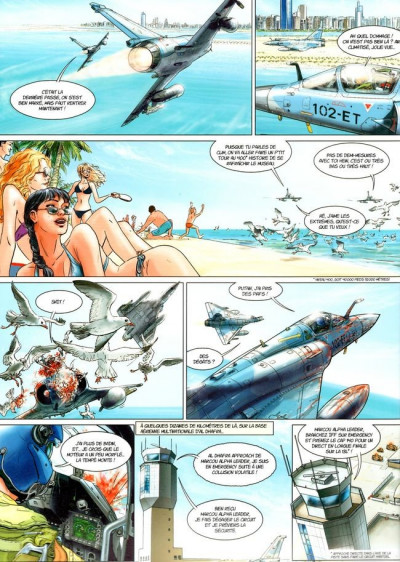 Page 1 Rafale leader tome 1