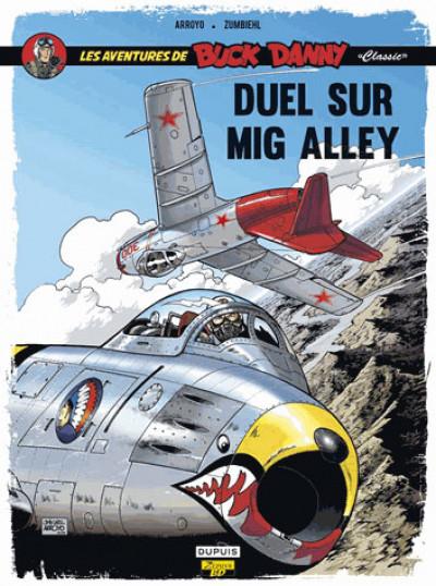 Couverture Buck Danny (classic) - coffret tome 2 - duel sur Mig Alley