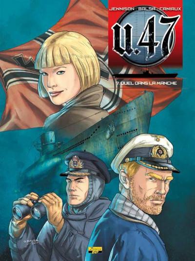 Couverture U-47 tome 7