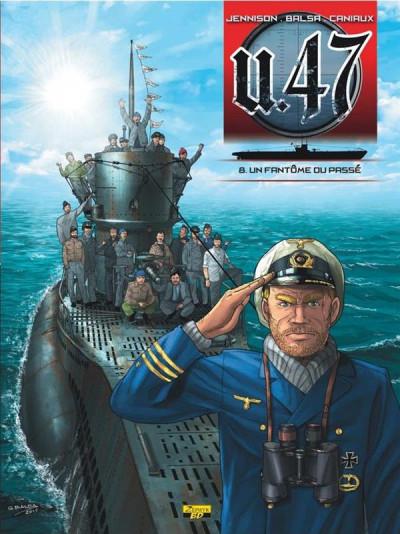 Couverture U-47 tome 8