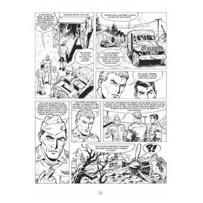 Page 1 Buck Danny (classic) tome 3 - Les fantômes du soleil levant (tirage luxe)