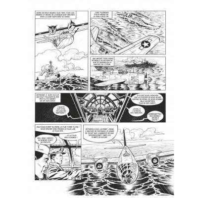 Page 2 Buck Danny (classic) tome 3 - Les fantômes du soleil levant (tirage luxe)