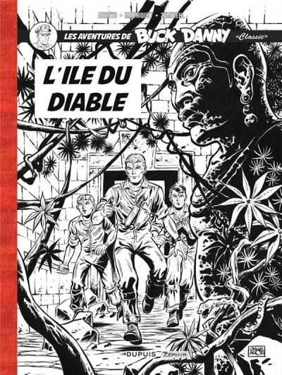 Couverture Buck Danny (classic) - tirage de luxe tome 4