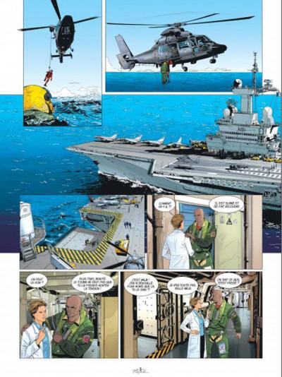 Page 1 Team rafale tome 9 - North Corea