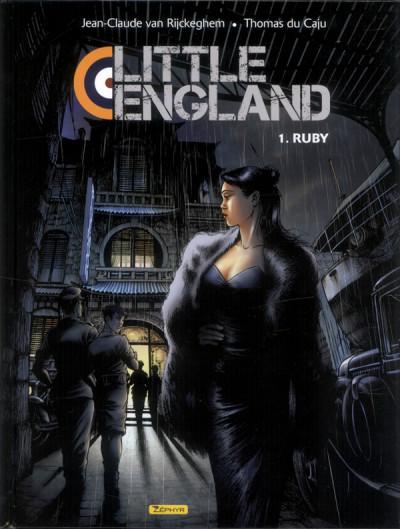 Couverture Little England - édition spéciale tome 1