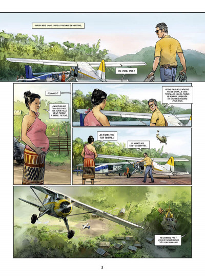 Page 4 Air America tome 2