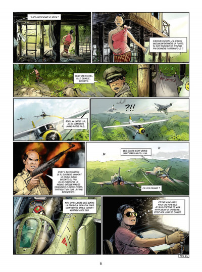 Page 7 Air America tome 2