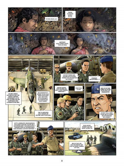 Page 9 Air America tome 2