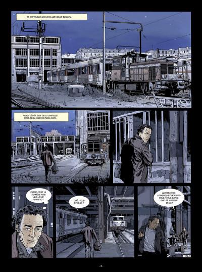 Page 4 Flics du rail tome 1
