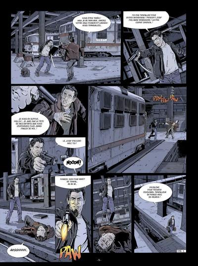 Page 6 Flics du rail tome 1