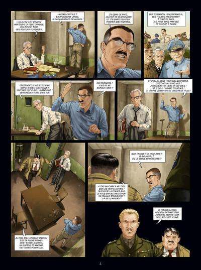 Page 4 Eagle, l'aigle à deux têtes tome 4