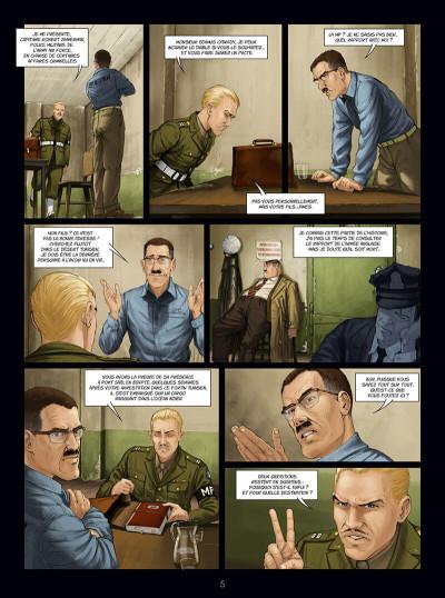 Page 5 Eagle, l'aigle à deux têtes tome 4