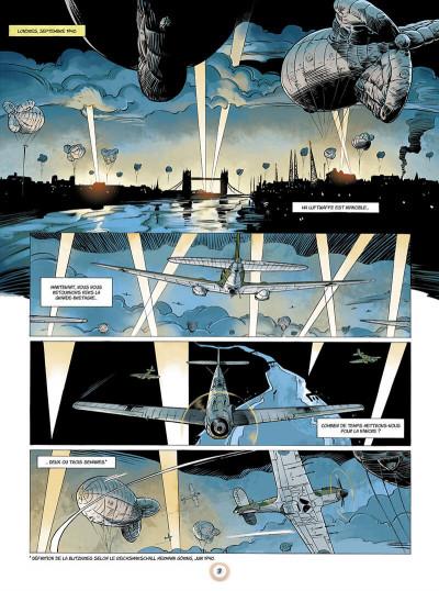 Page 4 Ciel sans pilote tome 1