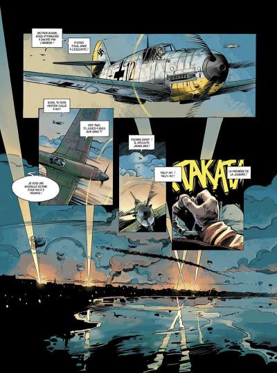 Page 5 Ciel sans pilote tome 1