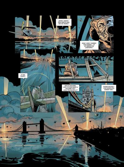 Page 6 Ciel sans pilote tome 1