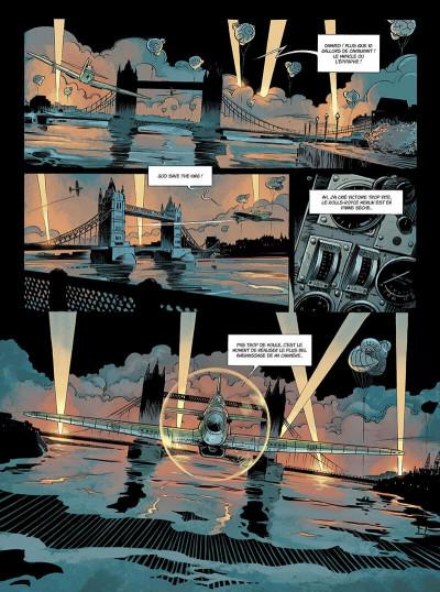 Page 7 Ciel sans pilote tome 1