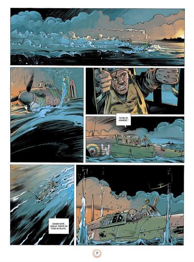 Page 8 Ciel sans pilote tome 1