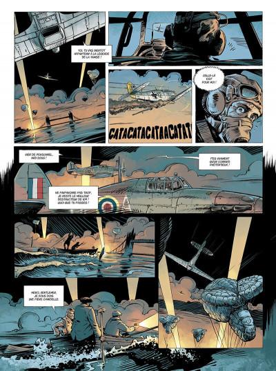 Page 9 Ciel sans pilote tome 1