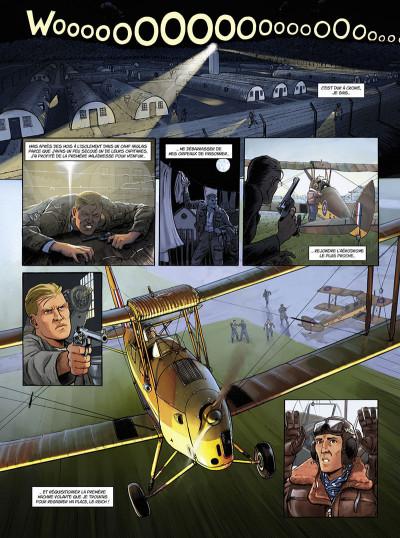 Page 3 Adler, l'aigle à deux têtes tome 4