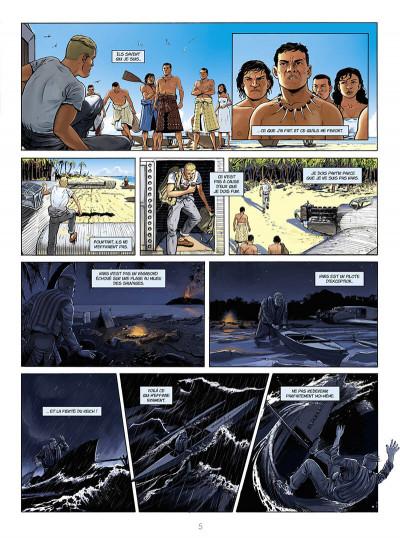 Page 5 Adler, l'aigle à deux têtes tome 4