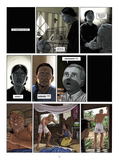 Page 6 Adler, l'aigle à deux têtes tome 4